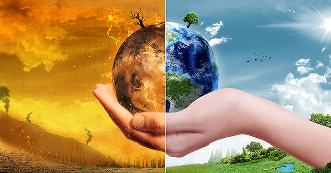 Седат Игдеджи - Борьба с изменением климата