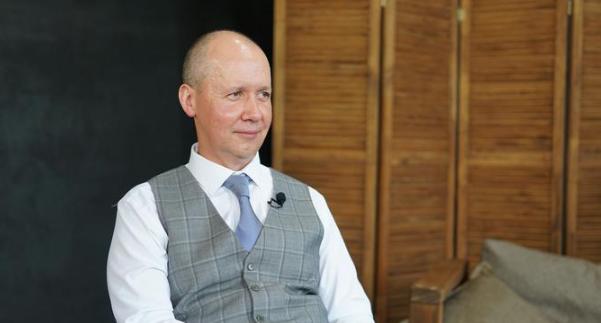 Седат Игдеджи - Почему Цепкало уехал из Беларуси?